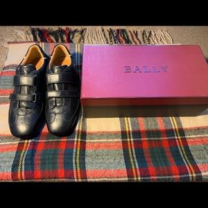 Bally Men's Shoes OKEEN.O/00 Black Calf Plain